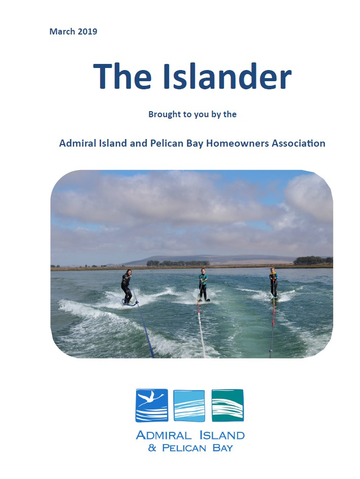 The Islander - March 2019